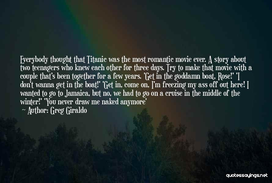Why Should I Try Anymore Quotes By Greg Giraldo