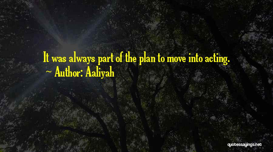 Why You Should Move On Quotes By Aaliyah