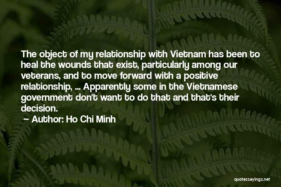 Why You Should Move On Quotes By Ho Chi Minh