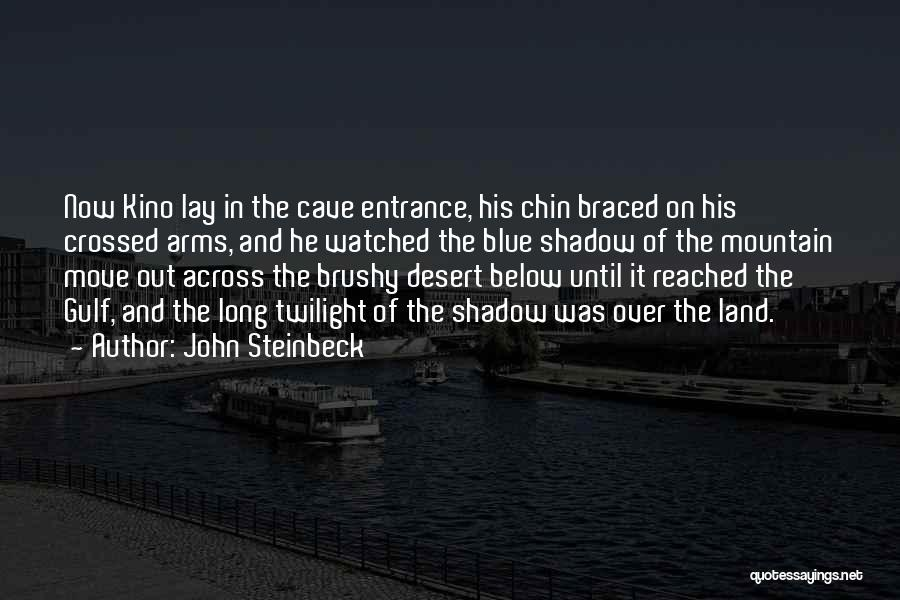 Why You Should Move On Quotes By John Steinbeck