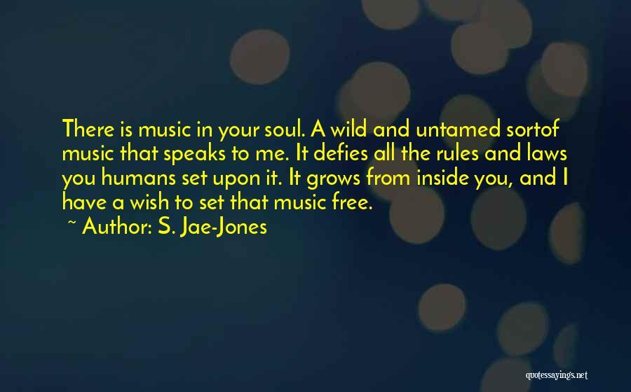 Wild And Untamed Quotes By S. Jae-Jones