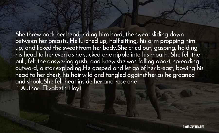 Wild Hair Quotes By Elizabeth Hoyt