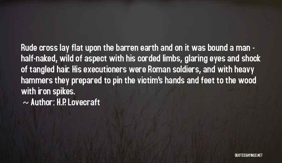 Wild Hair Quotes By H.P. Lovecraft