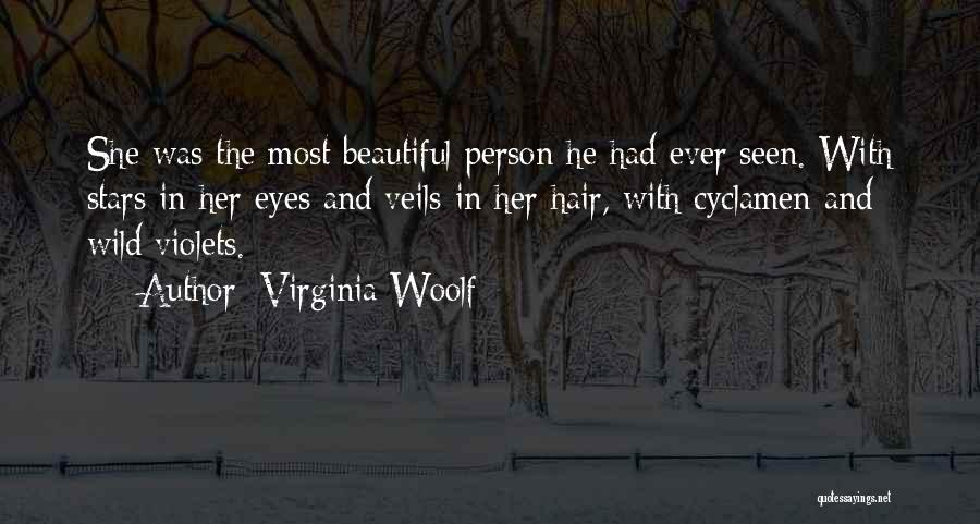 Wild Hair Quotes By Virginia Woolf
