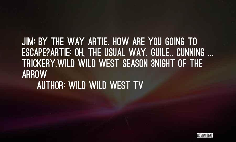 Wild Wild West TV Quotes 156615