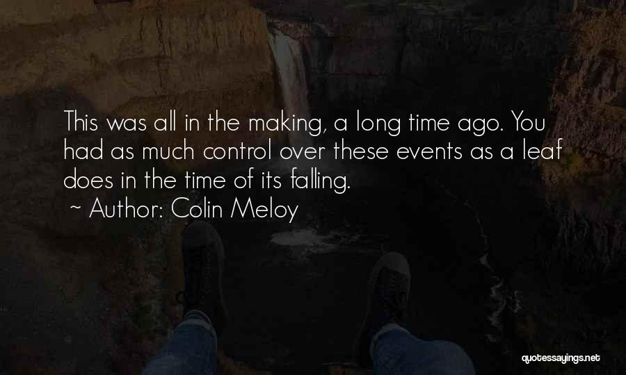 Wildwood Colin Meloy Quotes By Colin Meloy