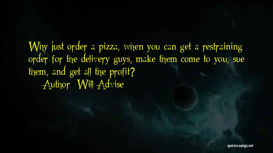 Will Advise Quotes 1185221