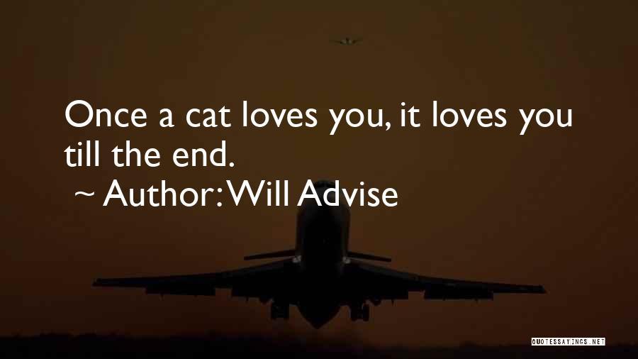 Will Advise Quotes 1208888
