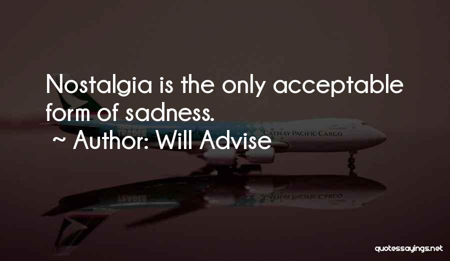 Will Advise Quotes 298970