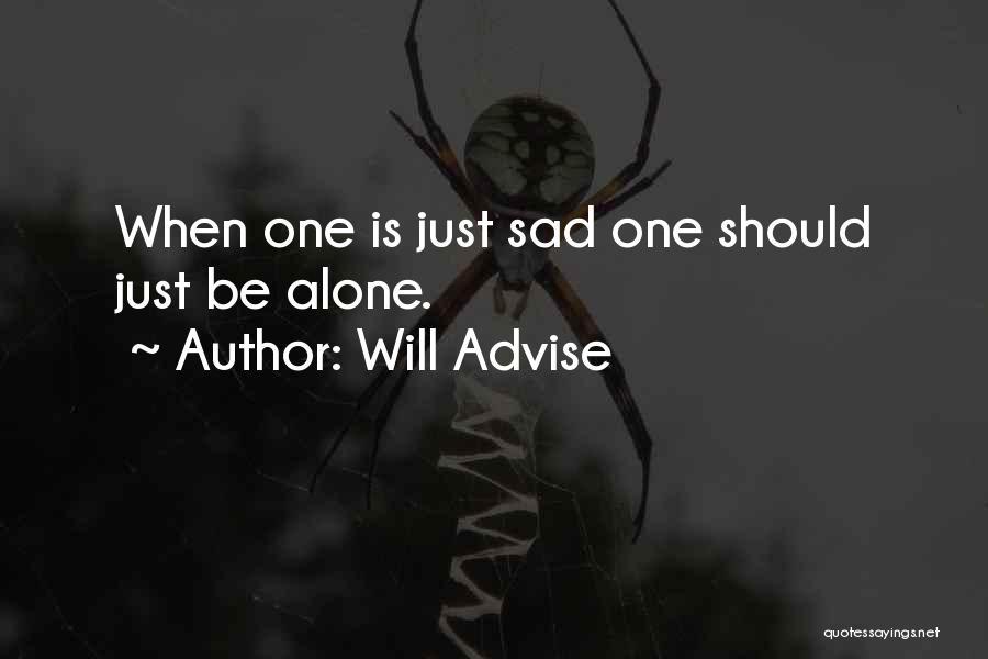 Will Advise Quotes 355276