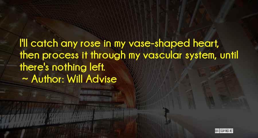 Will Advise Quotes 389649