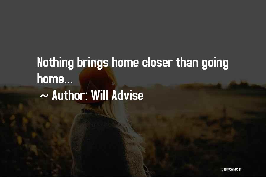 Will Advise Quotes 584074