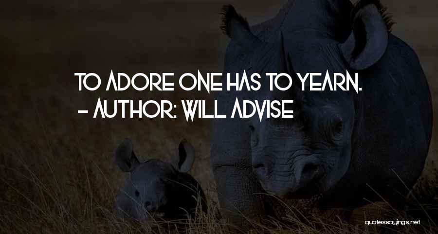 Will Advise Quotes 620300