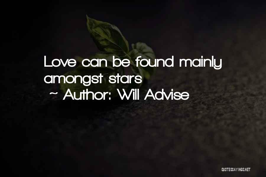Will Advise Quotes 998718
