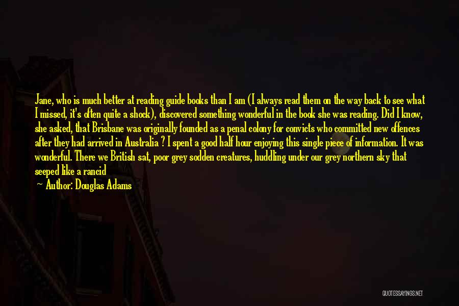 Will Always Be Missed Quotes By Douglas Adams