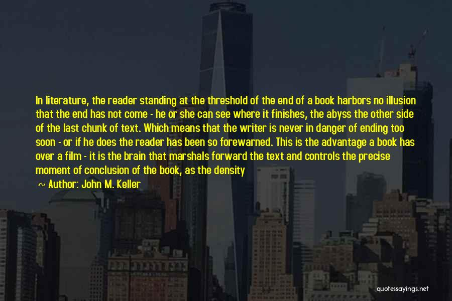 Will Always Be Missed Quotes By John M. Keller