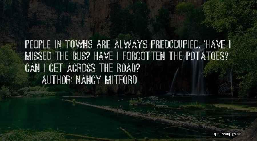 Will Always Be Missed Quotes By Nancy Mitford