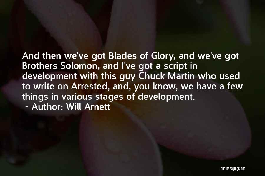Will Arnett Quotes 1660150