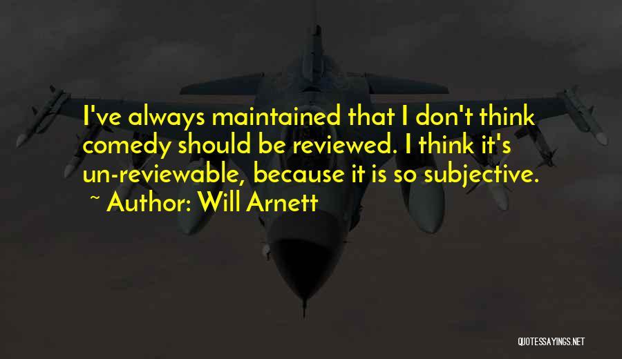 Will Arnett Quotes 189167