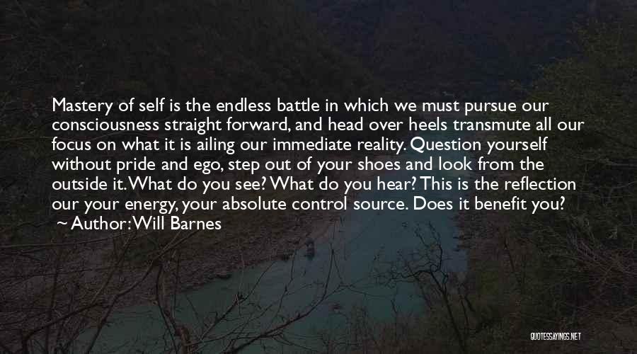 Will Barnes Quotes 1735599