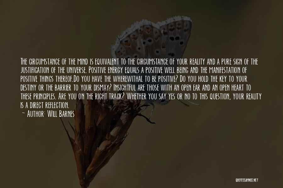 Will Barnes Quotes 2003653