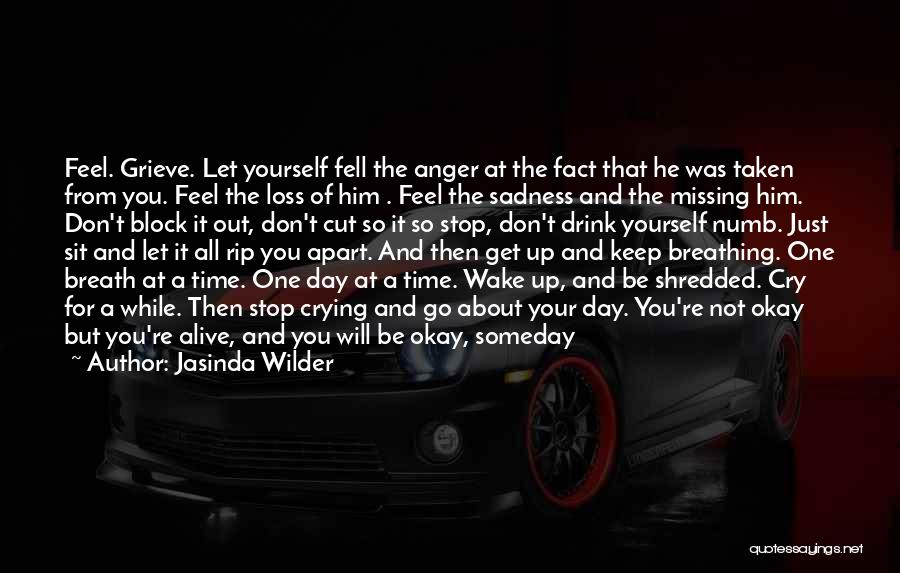 Will Be Missing You Quotes By Jasinda Wilder