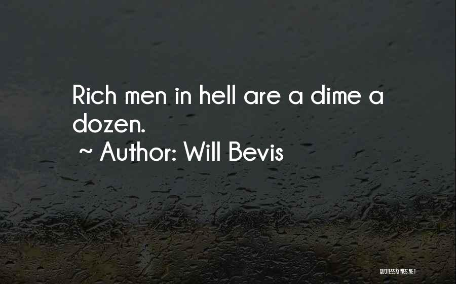 Will Bevis Quotes 705432