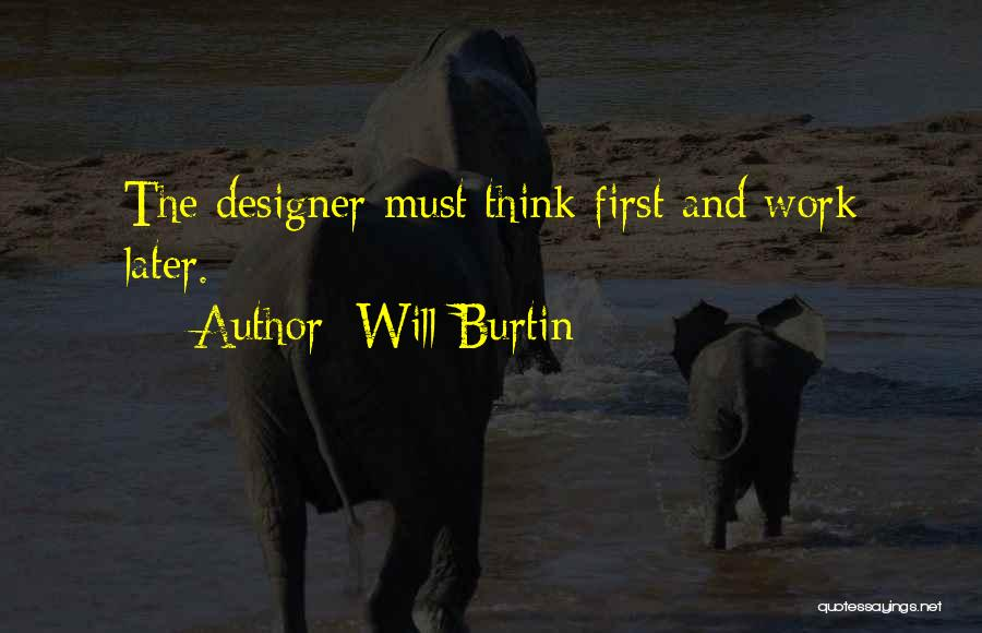 Will Burtin Quotes 153927