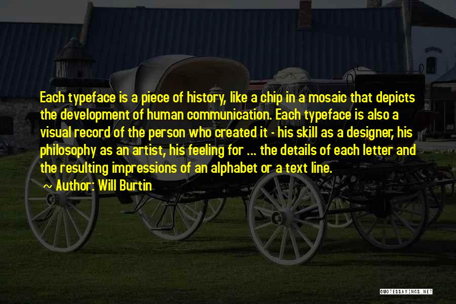 Will Burtin Quotes 1660979