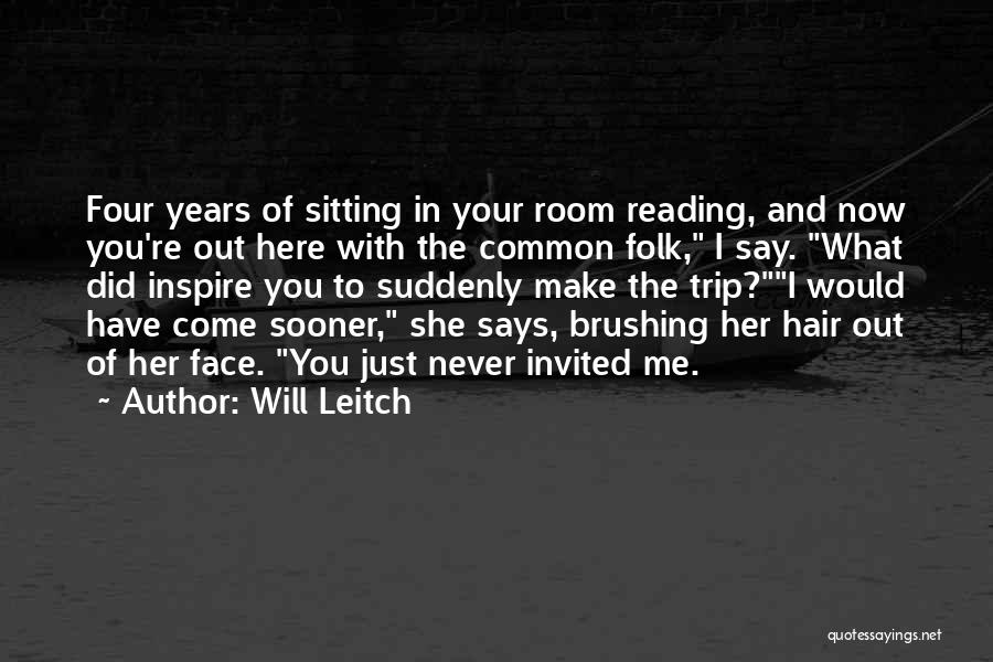 Will Leitch Quotes 1385835