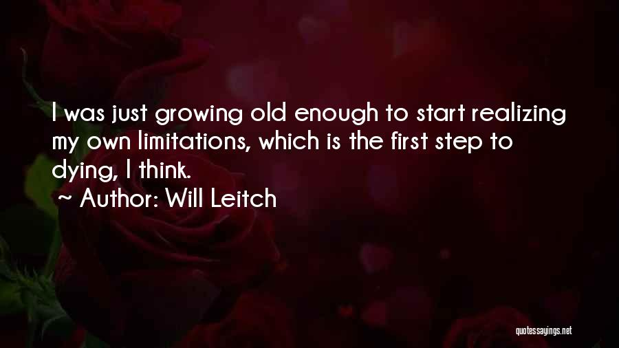 Will Leitch Quotes 603589