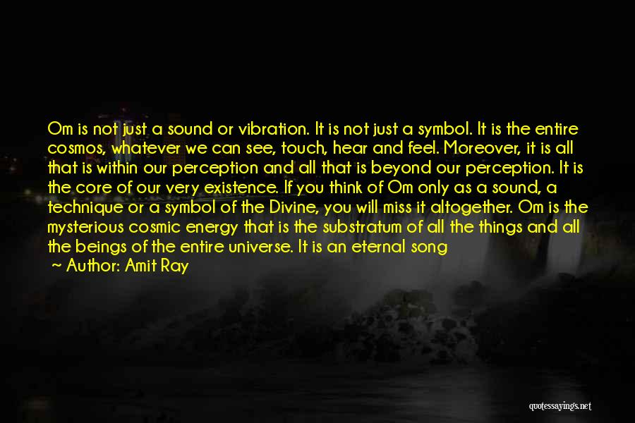 Will Miss You All Quotes By Amit Ray