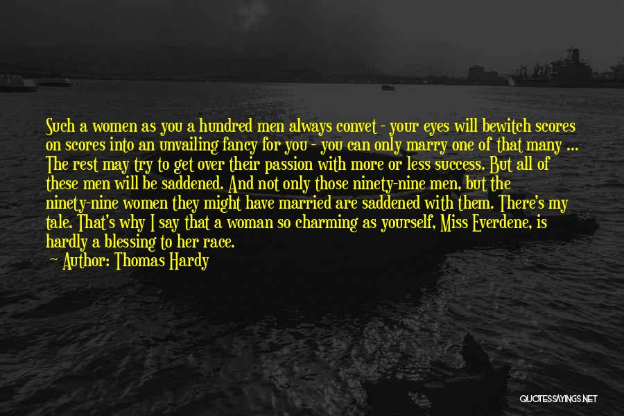 Will Miss You All Quotes By Thomas Hardy