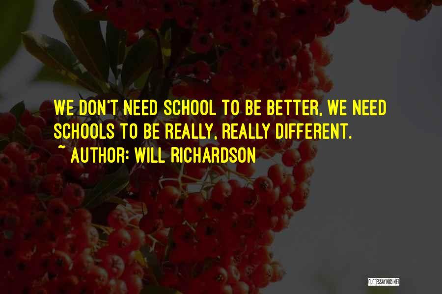 Will Richardson Quotes 227753