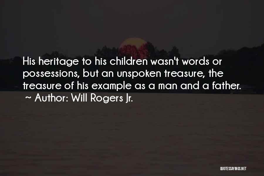 Will Rogers Jr. Quotes 379859