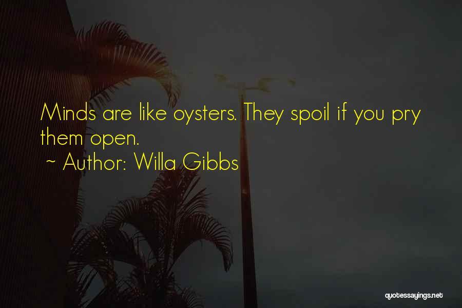 Willa Gibbs Quotes 1369519