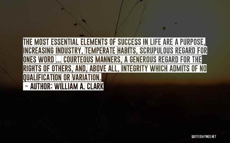 William A. Clark Quotes 2003314