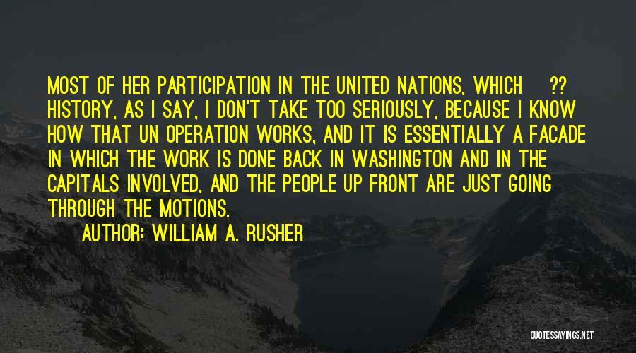 William A. Rusher Quotes 1271303