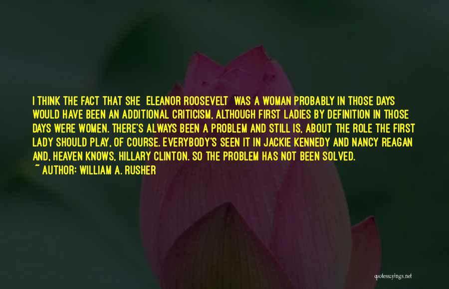William A. Rusher Quotes 1346643
