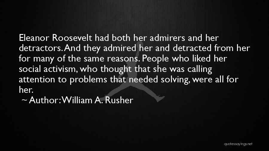 William A. Rusher Quotes 2112374