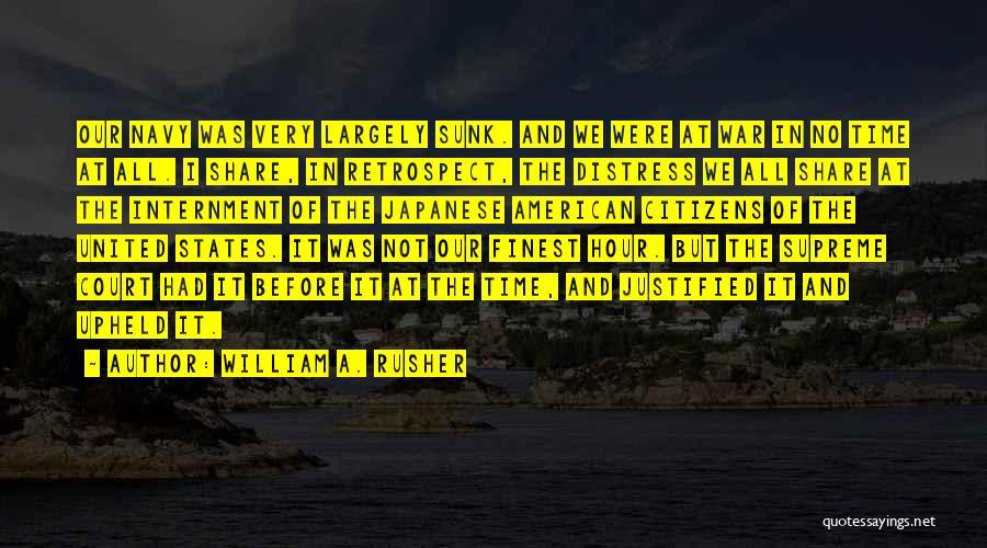 William A. Rusher Quotes 447943