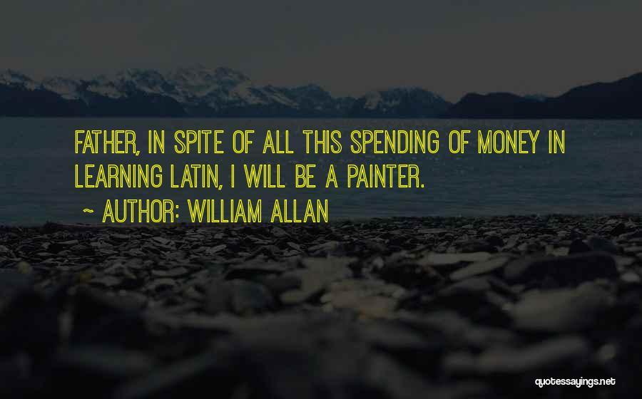 William Allan Quotes 2173147
