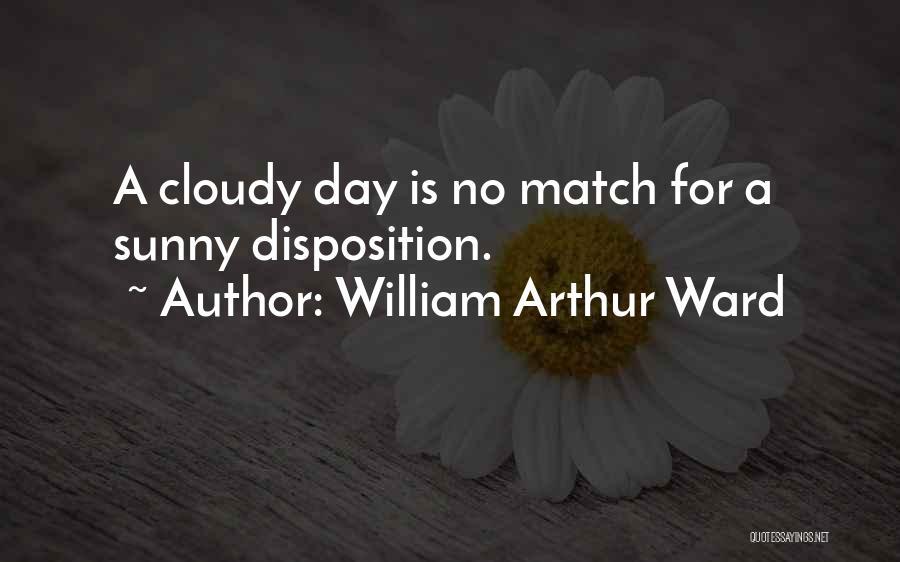 William Arthur Ward Quotes 1002439