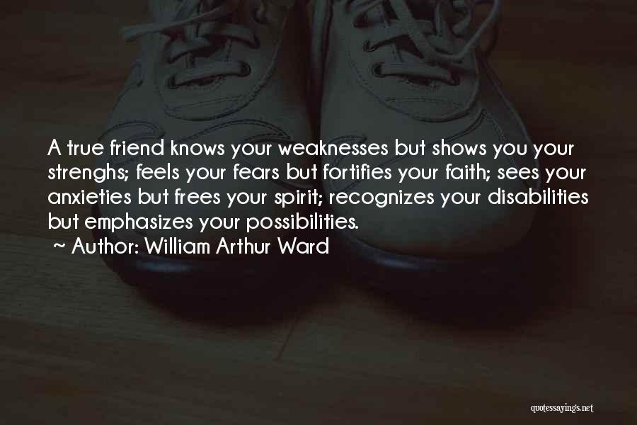 William Arthur Ward Quotes 1022523