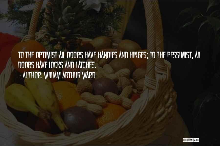 William Arthur Ward Quotes 1162843