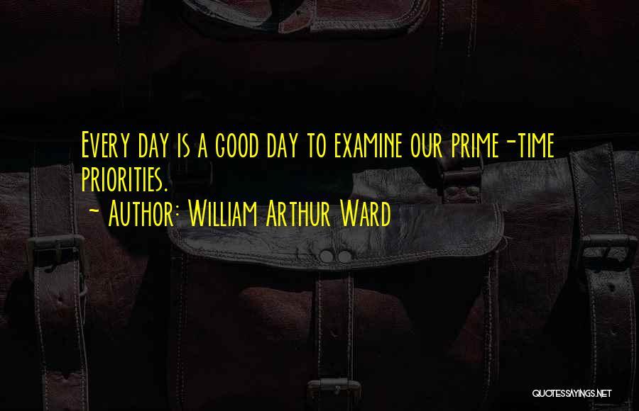 William Arthur Ward Quotes 125192