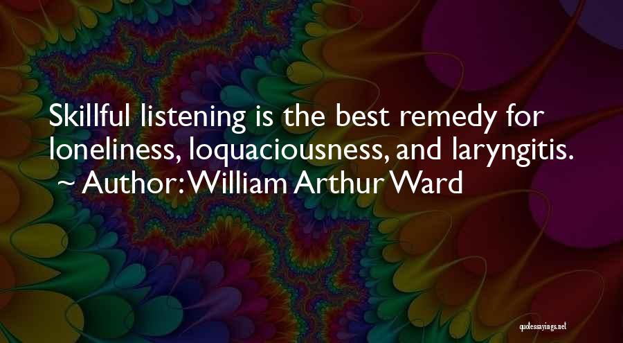 William Arthur Ward Quotes 1340289