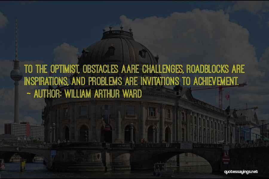 William Arthur Ward Quotes 1672684