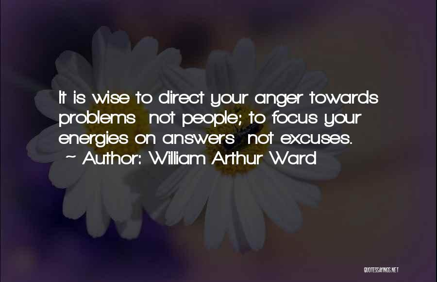 William Arthur Ward Quotes 1698023