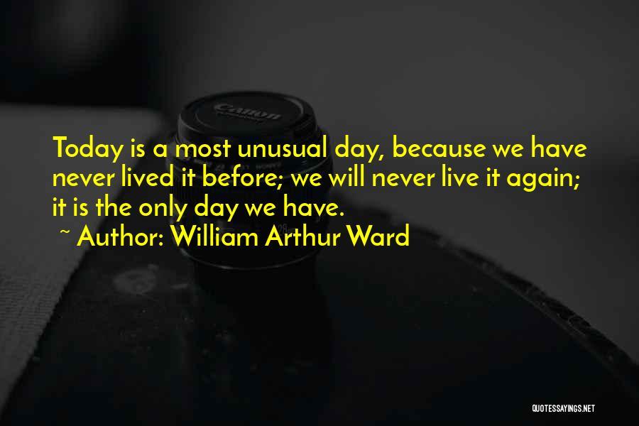 William Arthur Ward Quotes 170136